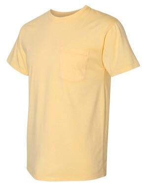 Inspired Dye Pocket T-Shirt