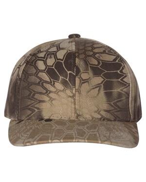 Camo Snapback Hat
