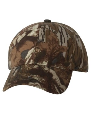 Classic Solid Cap with Velcro