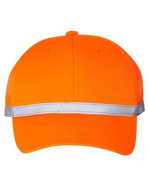 ANSI Certified Mesh Back Hat