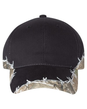Barb Wire Camo Hat