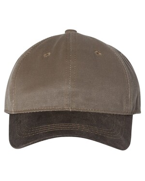 Weathered Cotton Twill Dad Hat