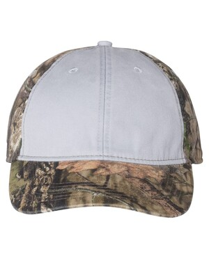 Pigment Dyed Front Hat