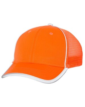 Safety Mesh Back Cap