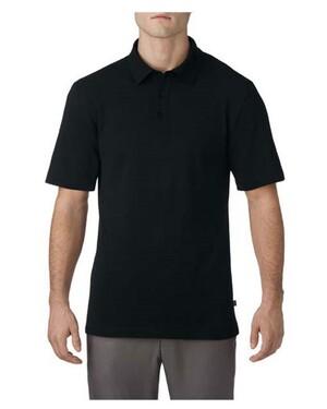 Pima Pique Polo Shirt