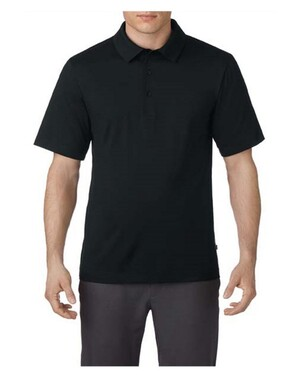 Pima Jersey Polo Shirt