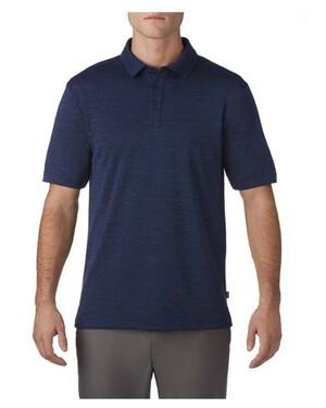 Heather Pique Polo Shirt