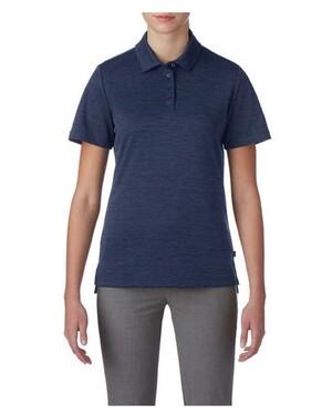 Women's Heather Pique Polo Shirt