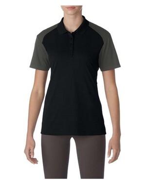 Women's Energy Color Block Polo Shirt