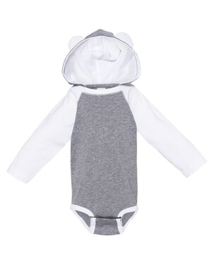 Infant Character Hooded Onesie with Ears