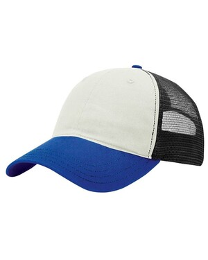Garment-Washed Trucker Hat