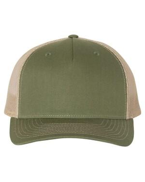 5 Panel Trucker Hat