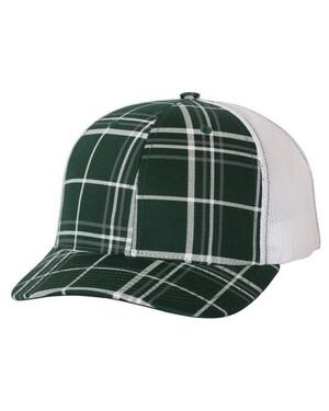 Patterned Trucker Hat