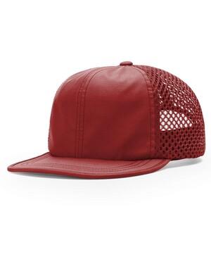 Rouge Wide Set Mesh Trucker Hat