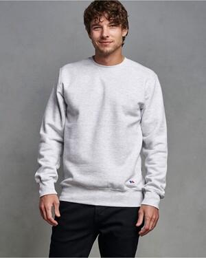 Cotton Rich Fleece Crewneck Sweatshirt