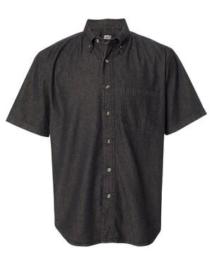 Short Sleeve Denim