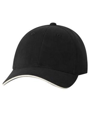 Heavy Brushed Twill Sandwich Hat