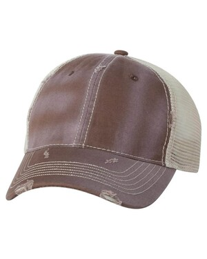 Bounty Dirty-Washed Trucker Hat