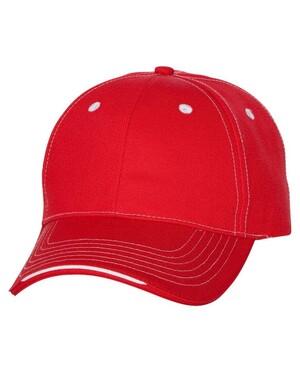 Tri-Color Hat