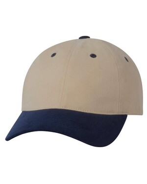 Heavy Brushed Twill Dad Hat