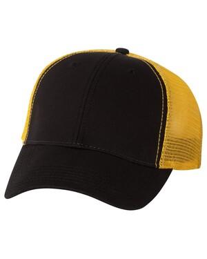 "Bio-Washed Trucker Hat ""The Duke"""