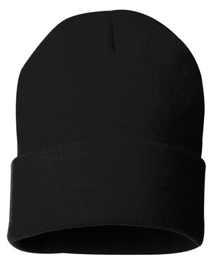 """12"""" Solid Knit Beanie"""