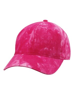 Tie-Dyed Dad Cap