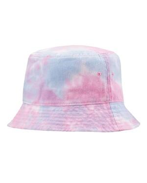 Tie-Dyed Bucket Cap