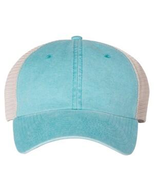 Pigment Dyed Trucker Hat