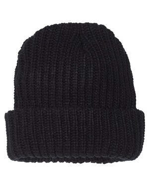 "12"" Chunky Knit Hat"