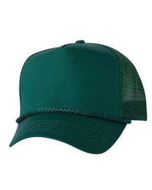5-Panel Snapback Trucker Hat