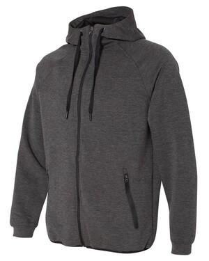 Heat Last Fleece Tech Hooded Full-Zip Sweatshirt