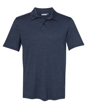 Cool Last Two-Tone Luxe Polo Shirt