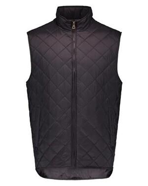 Vintage Diamond Quilted Vest