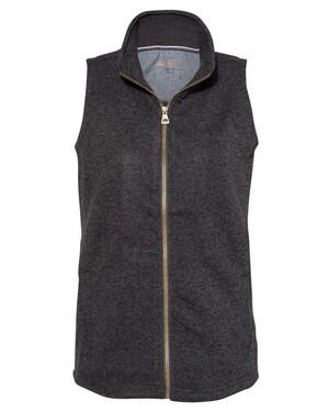 Women's Vintage Sweaterfleece Vest