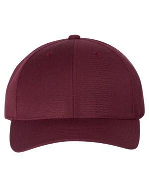 Premium Curved Visor Snapback Hat