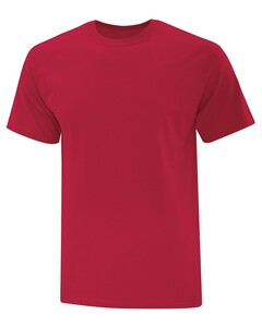 The Authentic T-Shirt Company ATC1000 Red