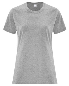The Authentic T-Shirt Company ATC1000L Heather