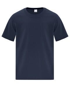 The Authentic T-Shirt Company ATC1000Y Navy
