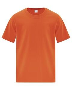The Authentic T-Shirt Company ATC1000Y Orange