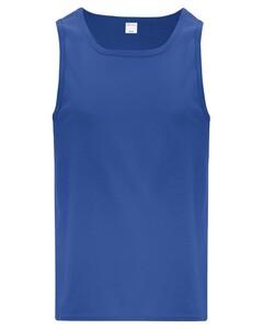 The Authentic T-Shirt Company ATC1004 Blue