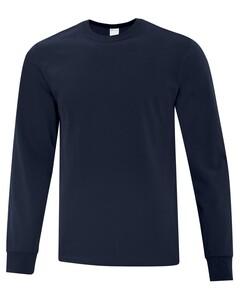 The Authentic T-Shirt Company ATC1015 Blue