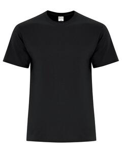 The Authentic T-Shirt Company ATC5050 Black