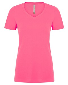 The Authentic T-Shirt Company ATC8001L Pink