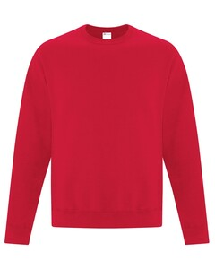 The Authentic T-Shirt Company ATCF2400 Red