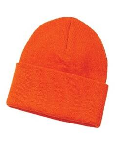 The Authentic T-Shirt Company C100 Orange