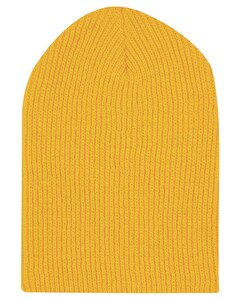 The Authentic T-Shirt Company C112 Yellow