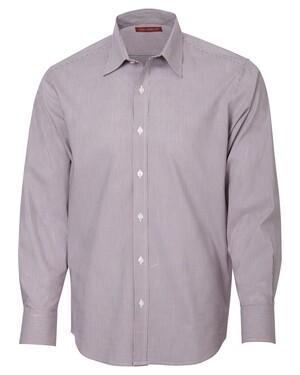 Mini Stripe Woven Shirt