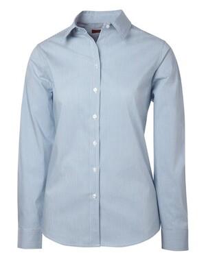 Mini Stripe Ladies' Woven Shirt
