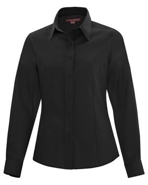 Non-Iron Twill Ladies' Shirt